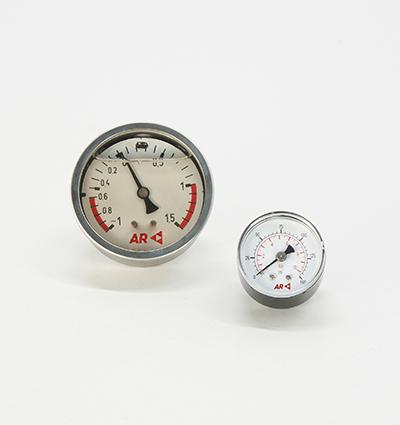 Manómetros y Mano-Vacuómetros
