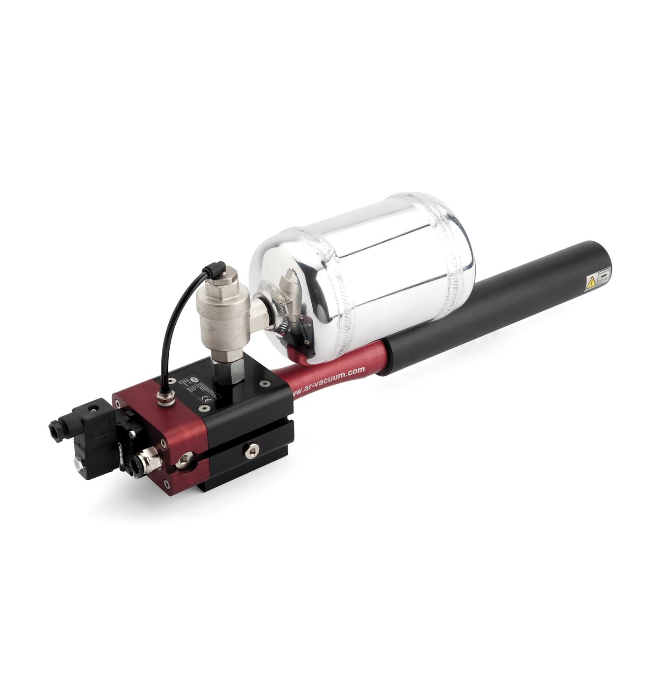 KZ vacuum ejectors